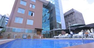 Saro Maria Hotel - Αντίς Αμπέμπα - Πισίνα