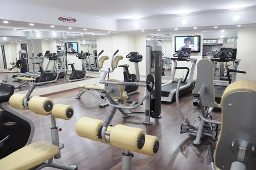 Saro Maria Hotel - Addis Abeba - Fitnessbereich