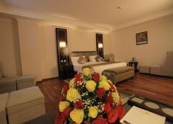 Saro Maria Hotel - Addis Abeba - Slaapkamer