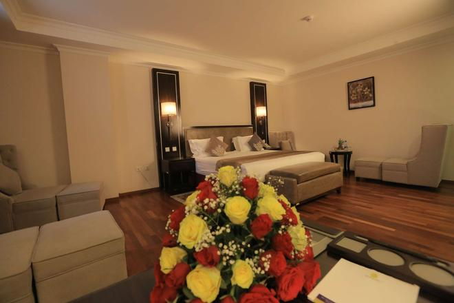 Saro Maria Hotel - Addis Ababa - Bedroom