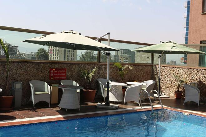 Saro Maria Hotel - Addis Ababa - Pool