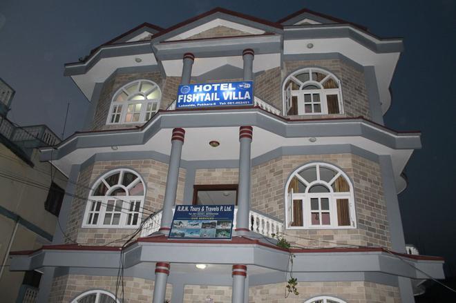 魚尾別墅酒店 - 波哈拉 - 博卡拉 - 建築