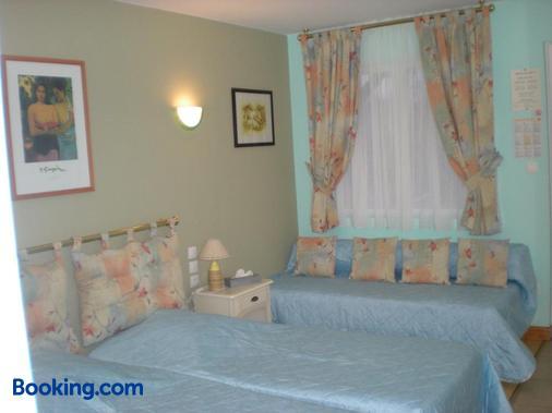 Les Augustines - Rue - Bedroom