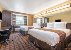 Microtel Inn & Suites by Wyndham Montgomery - Μοντγκόμερι - Κρεβατοκάμαρα