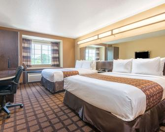 Microtel Inn & Suites by Wyndham Montgomery - Montgomery - Bedroom