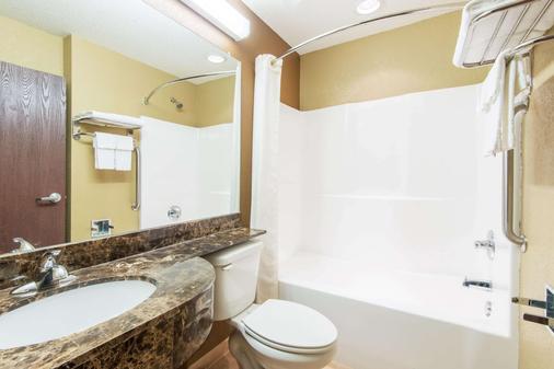 Microtel Inn & Suites by Wyndham Montgomery - Montgomery - Bathroom