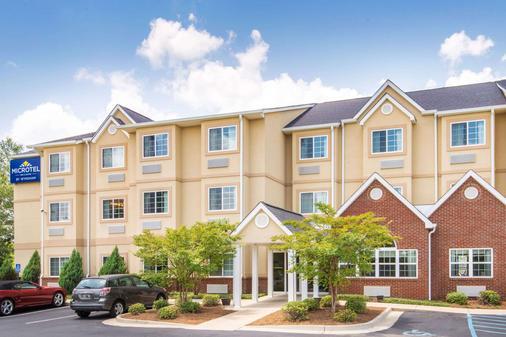 Microtel Inn & Suites by Wyndham Montgomery - Montgomery - Rakennus