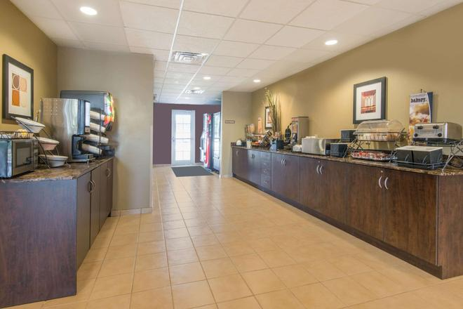 Microtel Inn & Suites by Wyndham Montgomery - Μοντγκόμερι - Μπουφές
