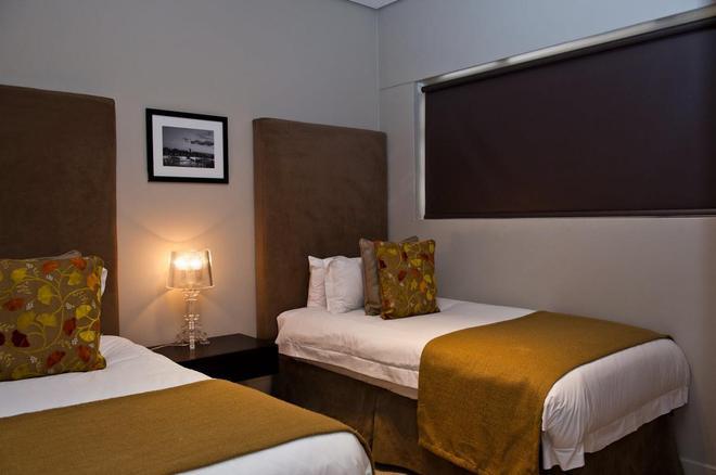 Genesis All-Suite Hotel - Johannesburg - Makuuhuone