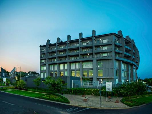 Genesis All-Suite Hotel - Johannesburg - Rakennus
