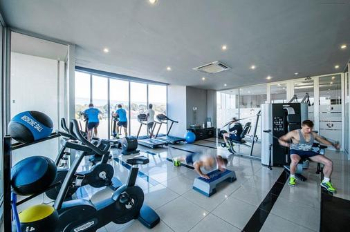 Genesis All-Suite Hotel - Johannesburg - Kuntosali