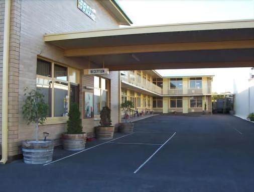Grand Central Motel - Mount Gambier - Κτίριο