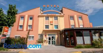 Hotel Lapeyronie - Montpellier - Gebäude