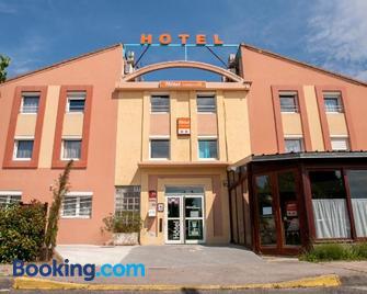 Hotel Lapeyronie - Montpellier - Building