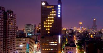 Howard Plaza Hotel Kaohsiung - קאושיונג - נוף חיצוני