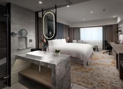 Howard Plaza Hotel Kaohsiung - Kaohsiung City - Bedroom