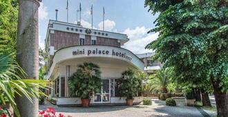Mini Palace Hotel - Viterbo - Bygning