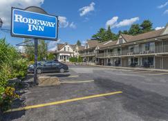 Rodeway Inn King William - Huntsville - Building