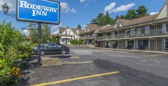 Rodeway Inn King William - Huntsville - Edificio