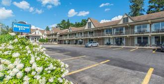 Rodeway Inn King William - Huntsville - Edificio