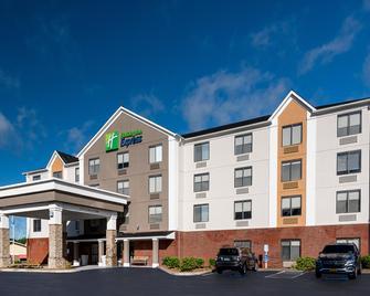 Holiday Inn Express Hillsville - Hillsville - Gebouw