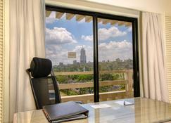 إنتركونتننتال نيروبي - نايروبي - شرفة
