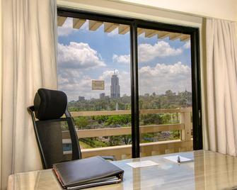 Intercontinental Nairobi - Nairobi - Balcony