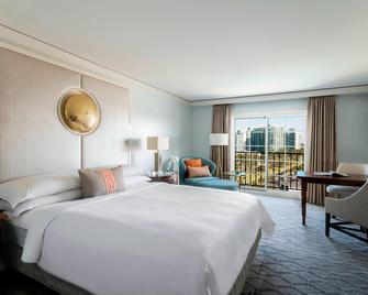 The Ritz-Carlton Marina del Rey - Marina del Rey - Bedroom