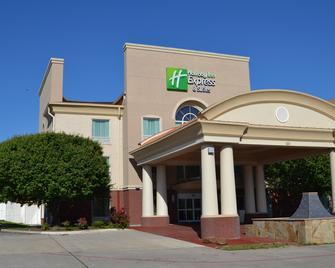 Holiday Inn Express Hotel & Suites Gainesville - Gainesville - Gebäude