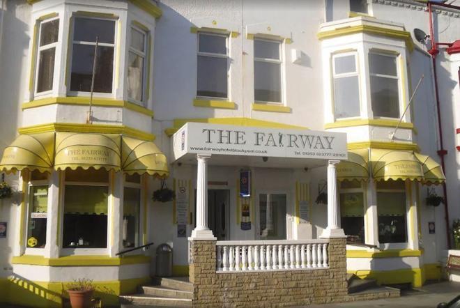 The Fairway - Blackpool - Building