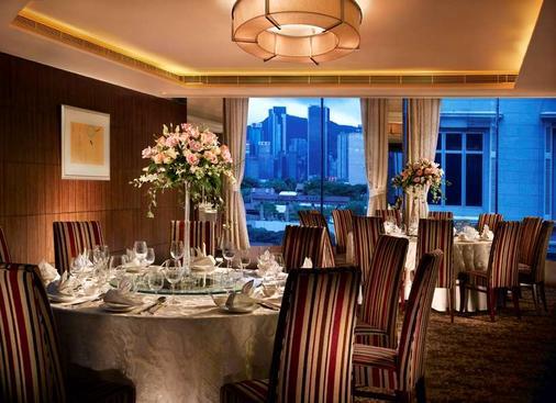 The Kowloon Hotel - Hong Kong - Banquet hall