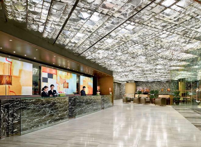 The Kowloon Hotel - Гонконг - Ресепшен