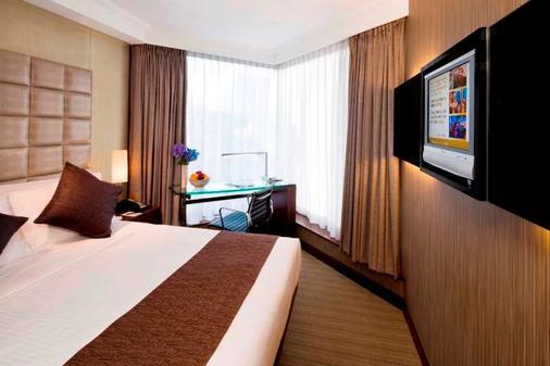 九龍酒店 - 香港 - 臥室