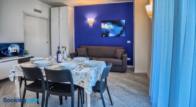 Rainbow Holiday Apartments Lake Como - Colico - Dining room