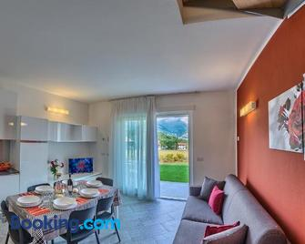 Rainbow Holiday Apartments Lake Como - Colico - Living room
