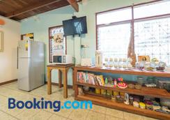 Nty Hostel Near Suvarnabhumi Airport - Bangkok - Restaurant