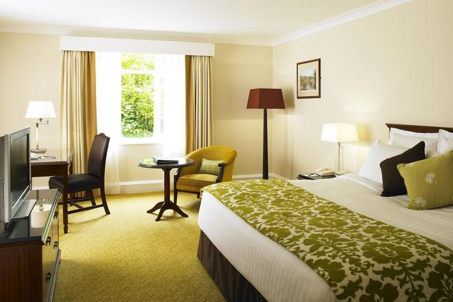 Hollins Hall Hotel, Golf & Country Club - Bradford - Bedroom