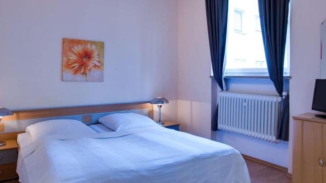 塞德林格托酒店 - 慕尼黑 - 慕尼黑 - 臥室