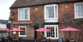 Pen & Parchment Inn by Greene King Inns - Stratford-upon-Avon - Patio