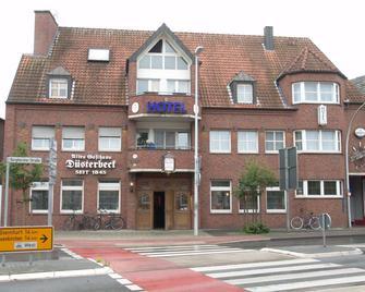 Hotel Altes Gasthaus Düsterbeck - Emsdetten - Gebouw