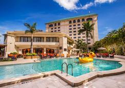 Clarion Hotel Real Tegucigalpa - Τεγκουσιγκάλπα - Πισίνα