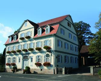 Poststation Zum Alten Forstamt - Spangenberg - Gebäude
