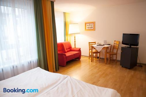 Hotel Caroline - Vienna - Bedroom