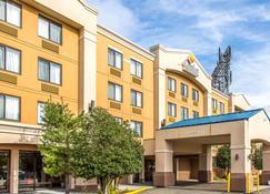 Comfort Inn & Suites - Meriden - Building
