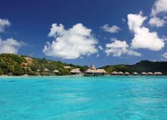 Sofitel Bora Bora Private Island - Vaitape - Building