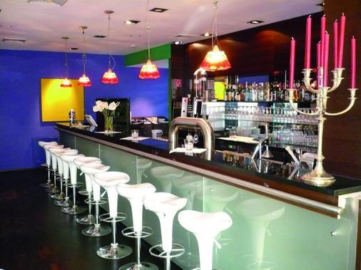 波恩設計畫廊酒店 - 波昂 - 波恩(波昂) - 酒吧