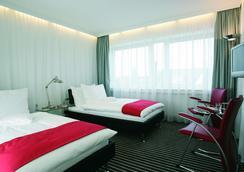 波恩設計畫廊酒店 - 波昂 - 波恩(波昂) - 臥室