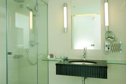 波恩設計畫廊酒店 - 波昂 - 波恩(波昂) - 浴室