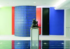 波恩設計畫廊酒店 - 波昂 - 波恩(波昂) - 游泳池