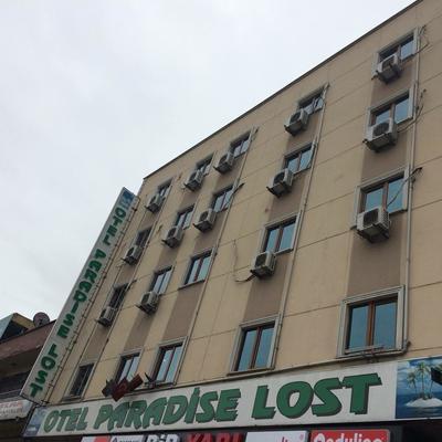 Paradise Lost Hotel - Trapisonda - Edificio